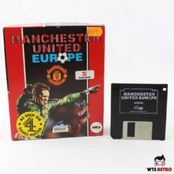 Manchester United Europe (Amiga)