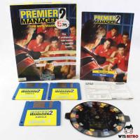 Premier Manager 2 (Amiga)