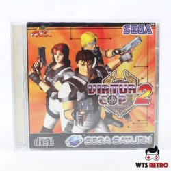 Virtua Cop 2 (SEGA Saturn)