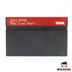 Alex Kidd: The Lost Star (SEGA Master System)