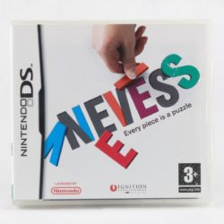 Nevess: Every Piece is a Puzzle (Nintendo DS)