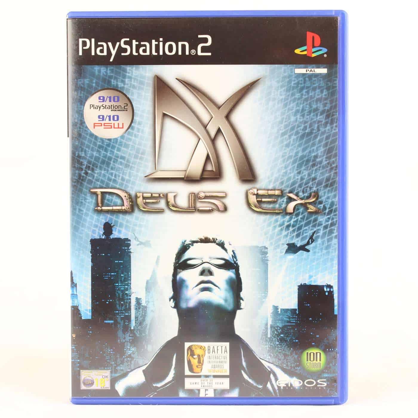 Deus Ex (Playstation 2
