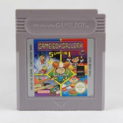 Game Boy Gallery: 5 Games in 1 (Game Boy)