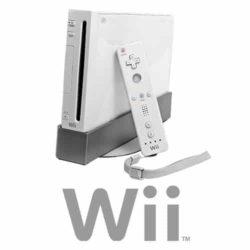 Nintendo Wii Konsol