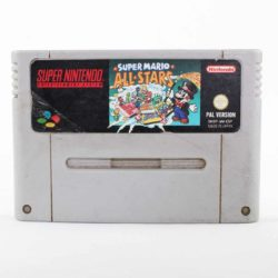 Super Mario All-Stars m. manual (Super Nintendo / SNES)