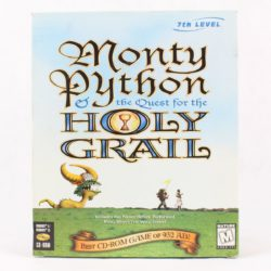 Monty Python: The Quest for the Holy Grail (PC Big Box)