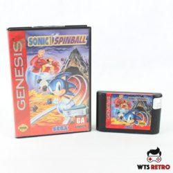 Sonic Spinball (SEGA Genesis)