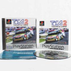TOCA 2 Touring Cars (PS1 - Platinum)