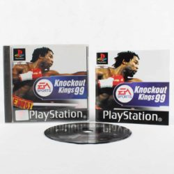 Knockout Kings 99 (Playstation 1)
