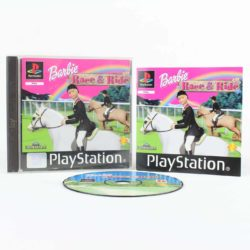 Barbie: Race & Ride (Playstation 1)