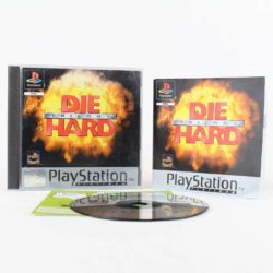 Die Hard Trilogy (Playstation 1 - Platinum)