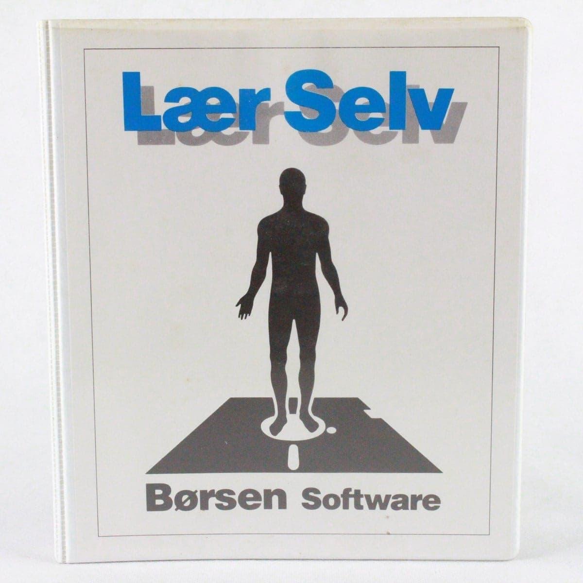Lær Selv (Børsen Software) PC -1989