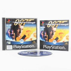 007: The World is Not Enough (Playstation 1)