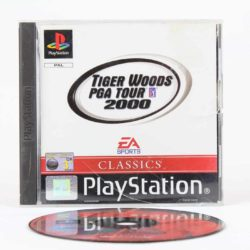 Tiger Woods PGA Tour 2000 (Playstation 1 - Classics)