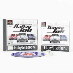 The Italian Job (Playstation 1)