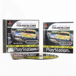 TOCA Touring Car Championship (Playstation 1)