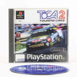 TOCA 2 Touring Cars (Playstation 1)