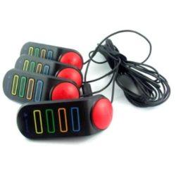 Buzzer m. ledning (PS2/PS3)