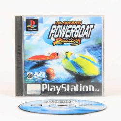 VR Sports Powerboat Racing (Playstation 1)