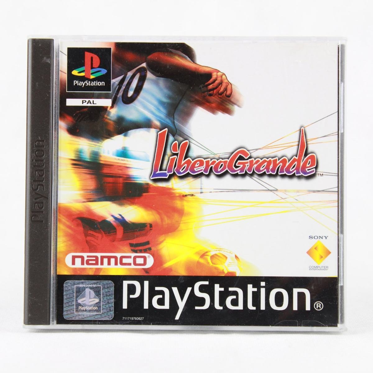 LiberoGrande (Playstation 1)