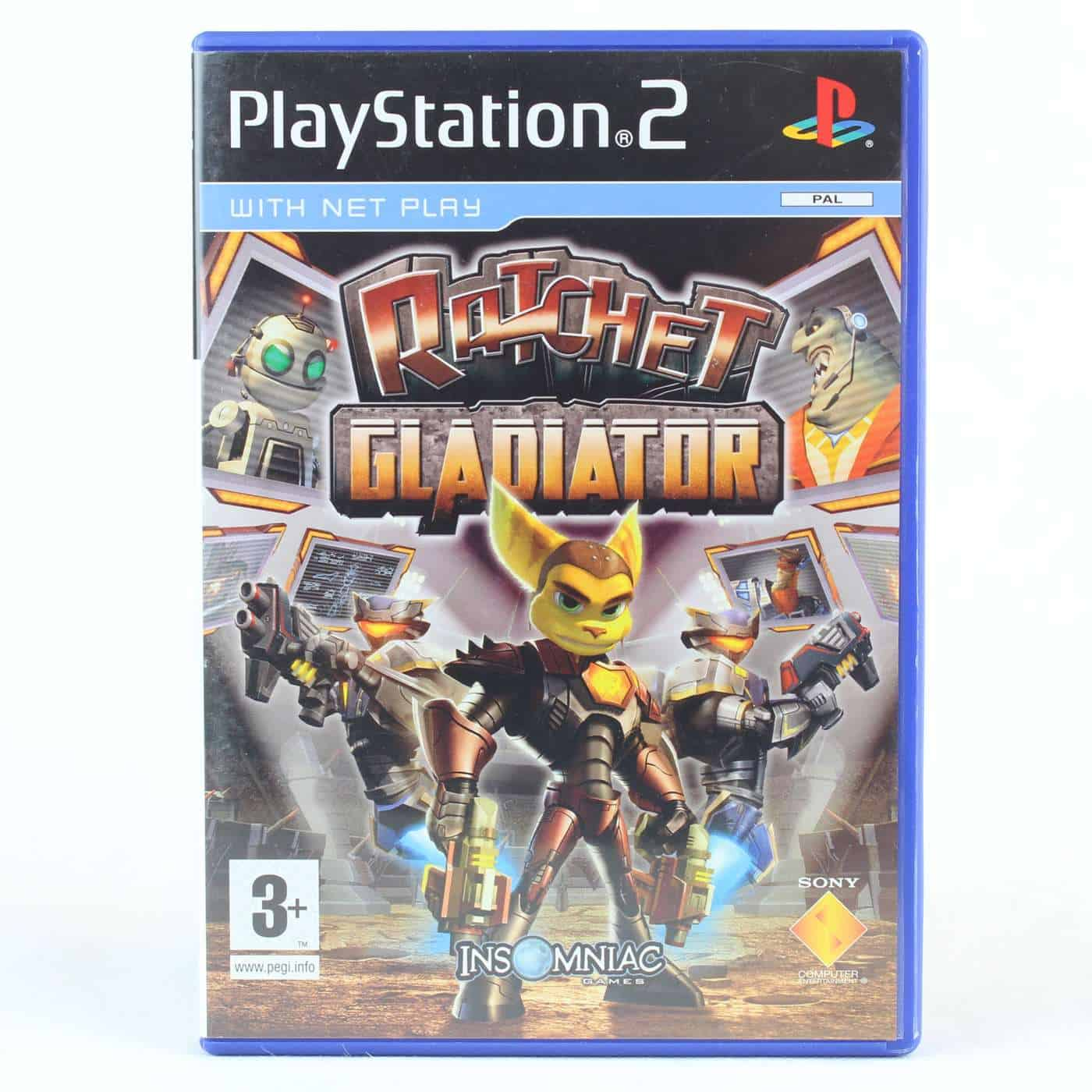 Ratchet: Gladiator (Playstation 2)