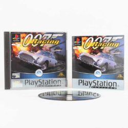 007: Racing (PS1 - Platinum)