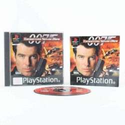 007: Tomorrow Never Dies (Playstation 1)