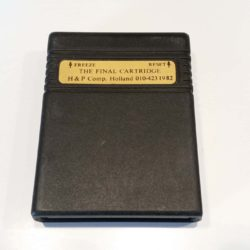 The Final Cartridge (C64 Cartridge)