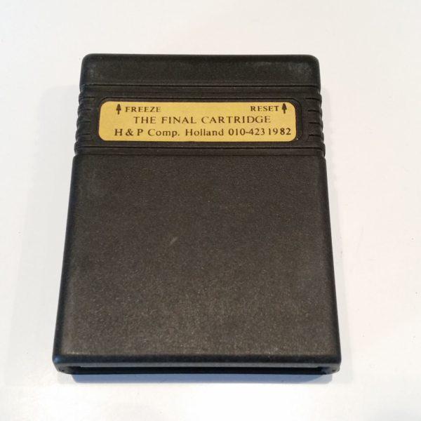 The Final Cartridge (C64 Cartridge)