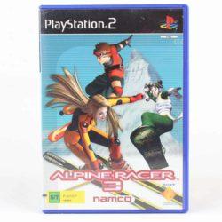 Alpine Racer 3 (Playstation 2)