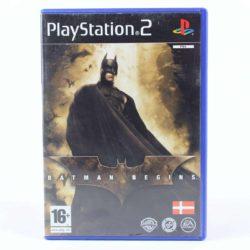 Batman Begins (Playstation 2)
