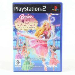 Barbie in The 12 Dancing Princesses (Playstation 2)