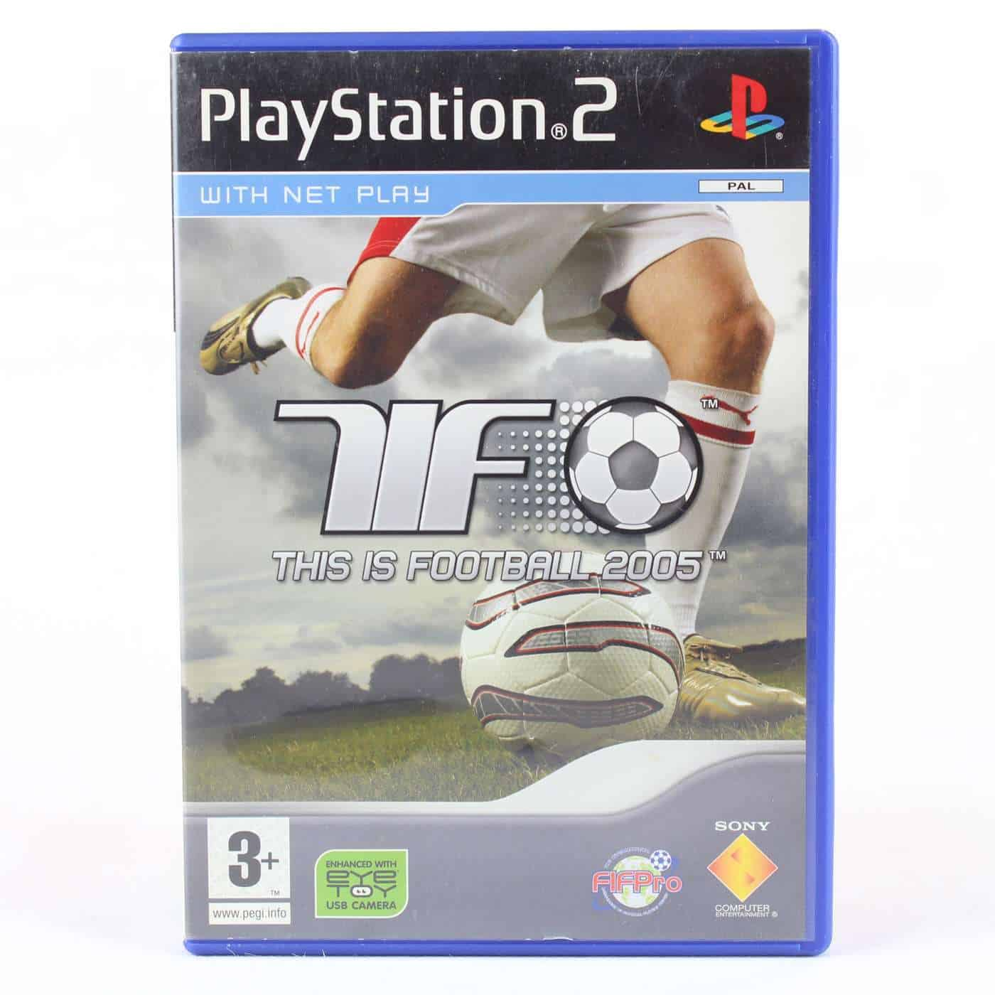 This is Football 2005 (Playstation 2)