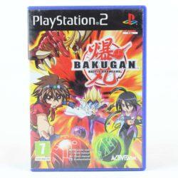 Bakugan: Battle Brawlers (Playstation 2)