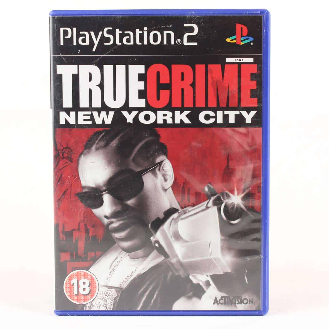 True Crime: New York City (Playstation 2)