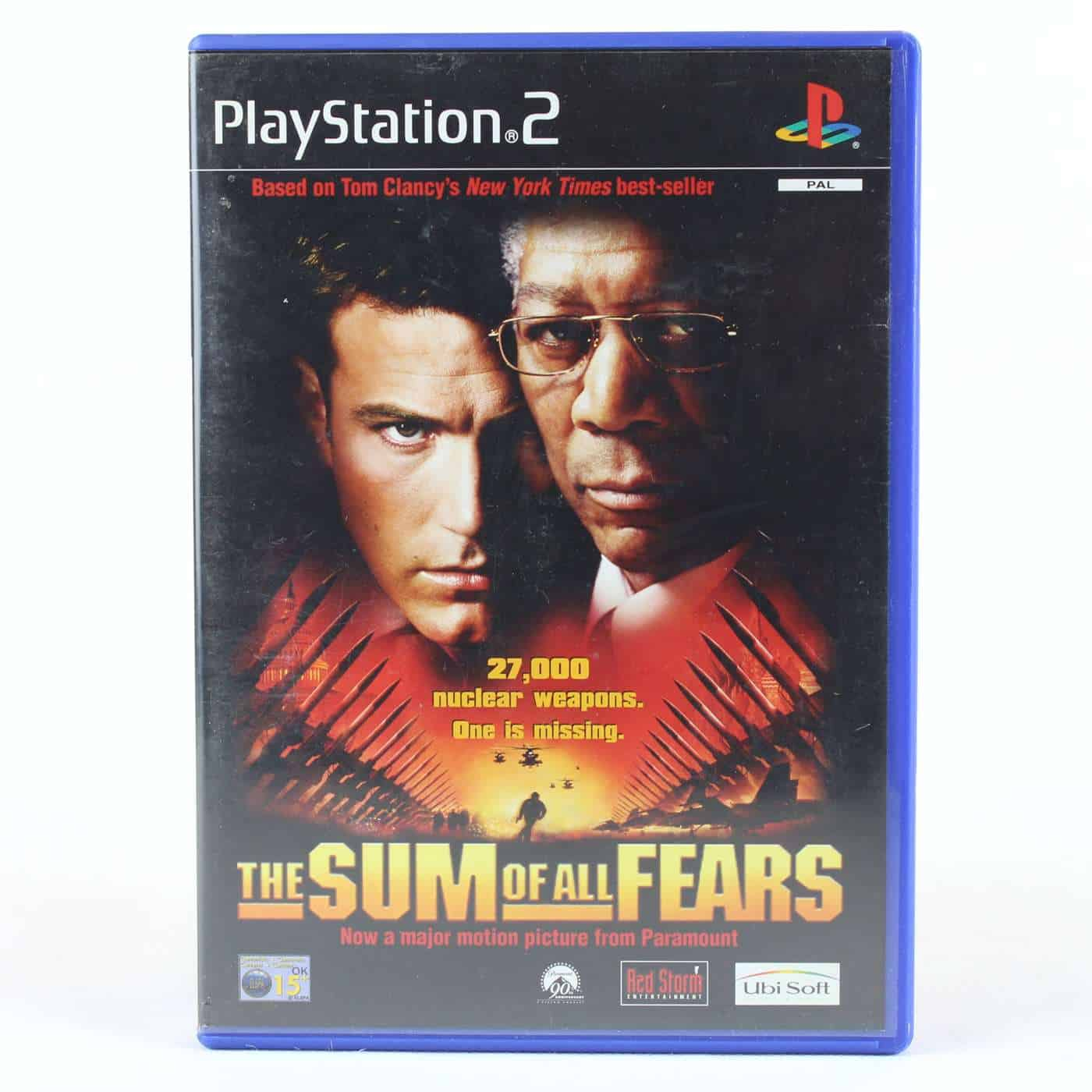 The Sum of All Fears (Playstation 2)