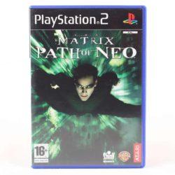 The Matrix: Path of Neo (Playstation 2)
