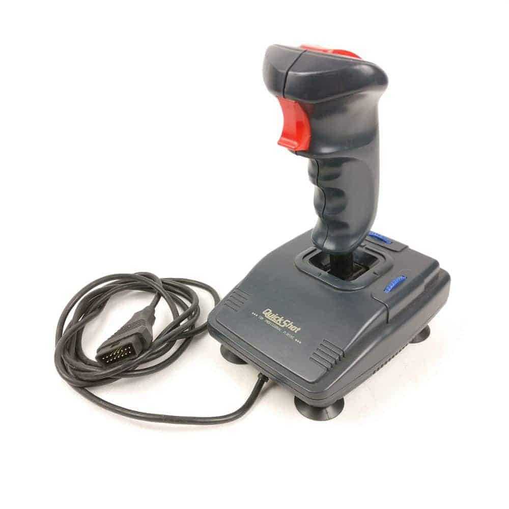 QuickShot QS-123 15-pin Joystick (PC)