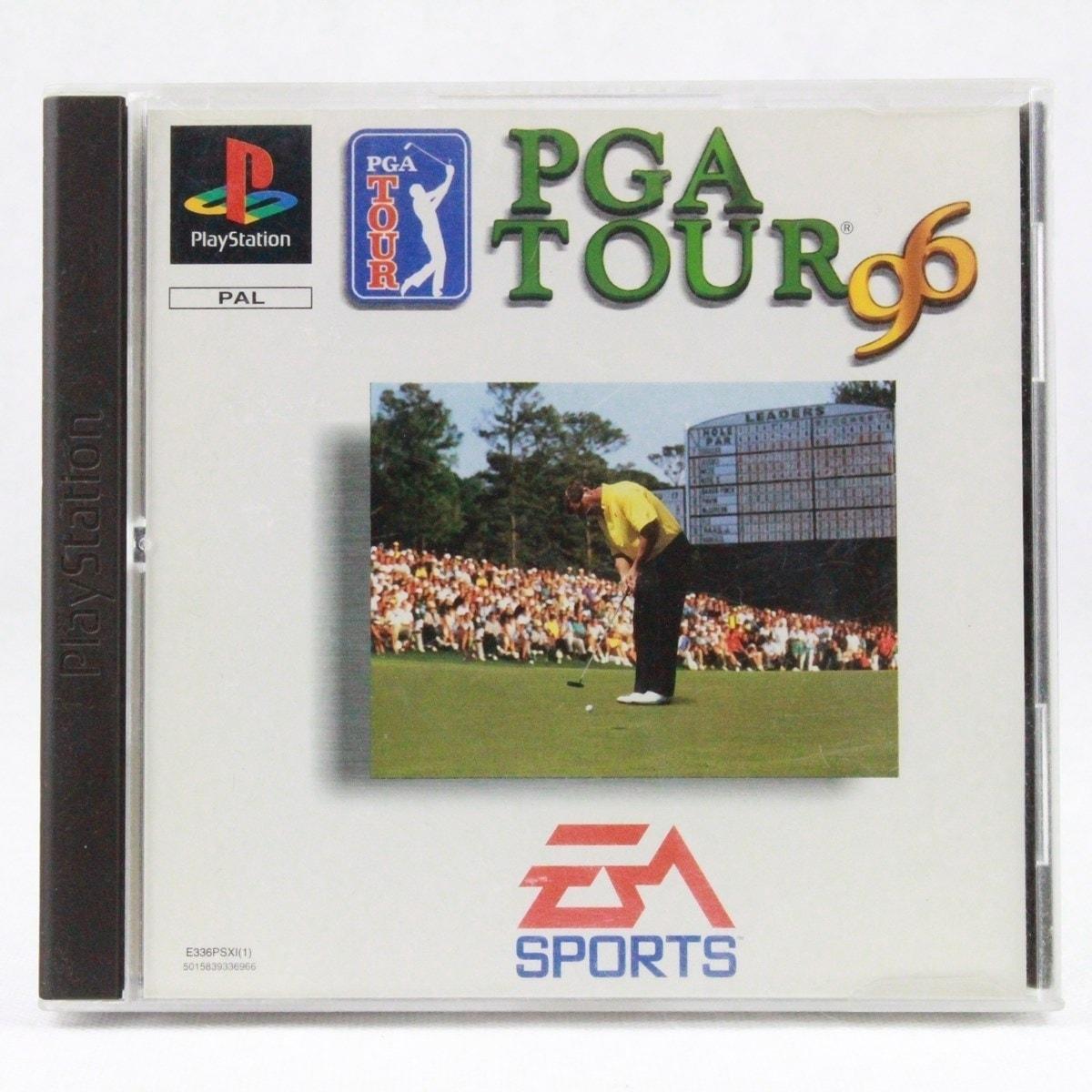 PGA Tour 96 (PS1)