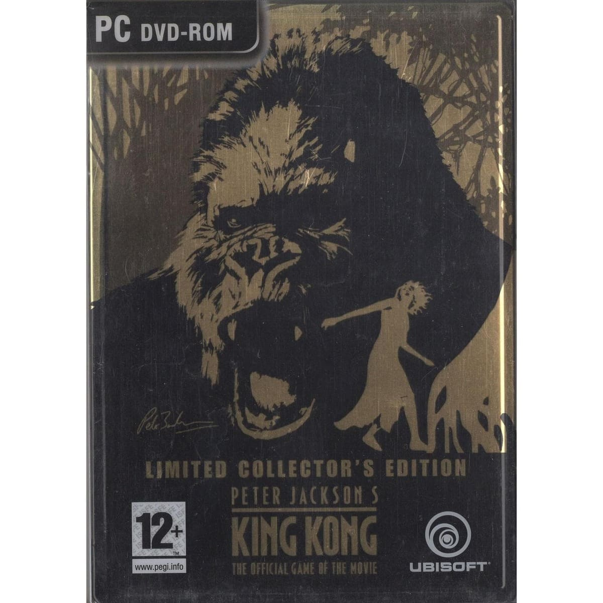 Peter Jackson's King Kong: The Official Game of the Movie (Limited Collector's Edition - PC)