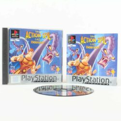Disney's Action spil med Herkules (Playstation 1)