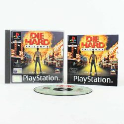 Die Hard Trilogy 2: Viva Las Vegas (Playstation 1)
