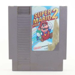 Super Mario Bros 2. (NES, PAL-B, SCN)