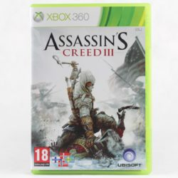 Assassin's Creed III (Xbox 360)
