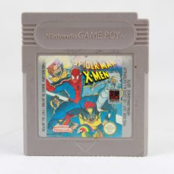 Spider-Man X-Men: Arcade's Revenge (Game Boy)