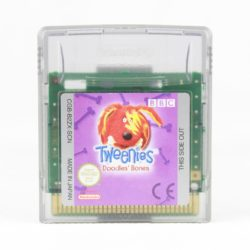 Tweenies: Doodles' Bones (Game Boy Color)