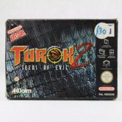 Turok 2: Seeds of Evil (Nintendo 64 - Boxed)