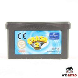 Crash Bandicoot 2: N-Tranced (Game Boy Advance - GBA)