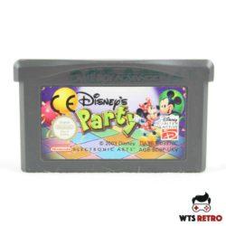 Disney's Party (Game Boy Advance - GBA)