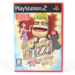 Buzz!: The Music Quiz (PS2)